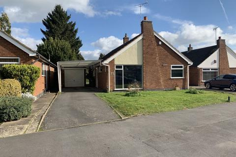 3 bedroom bungalow to rent - Coombe Rise, Oadby, LE2