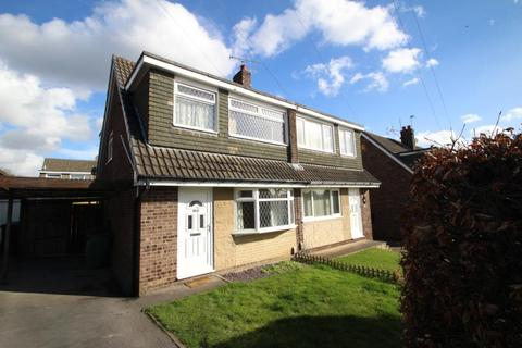 3 bedroom semi-detached house to rent - BRIARLEA CLOSE,  YEADON,  LEEDS, LS19 7JH