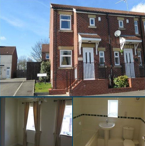 2 bedroom end of terrace house to rent - Ings Lane, Keyingham, East Riding of Yorkshire