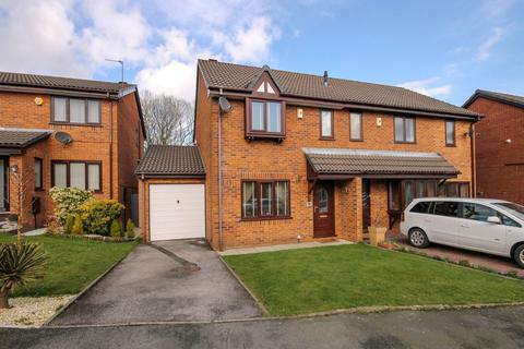 3 bedroom semi-detached house for sale - Templecombe Drive, Bolton, BL1