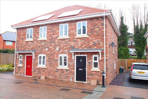 2 bedroom semi-detached house for sale - John Castle Way, Colchester