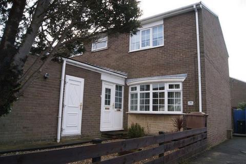 3 bedroom semi-detached house for sale - Broomlee Road, Killingworth, Newcastle Upon Tyne