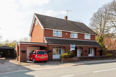 5 bedroom detached house - Coppice Lodge, Audlem Road, Stapeley, Nantwich