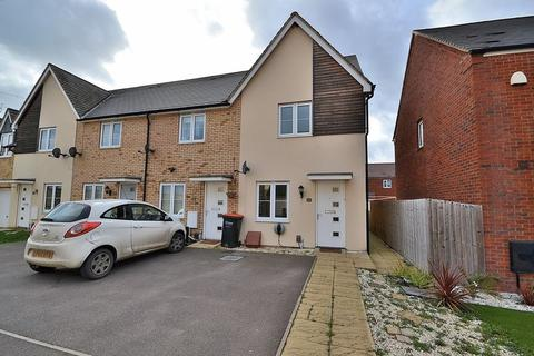 2 bedroom end of terrace house to rent - Grebe Drive, Leighton Buzzard