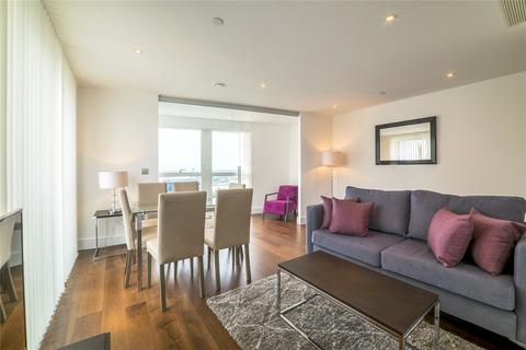3 bedroom apartment for sale - Talisman Tower, 6 Lincoln Plaza, Canary Wharf, London, E14