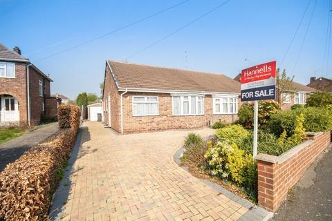 2 bedroom semi-detached bungalow for sale - WELLS ROAD, MICKLEOVER