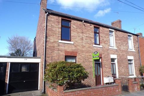 3 bedroom semi-detached house for sale - Nicholson Terrace, Forest Hall, Newcastle Upon Tyne