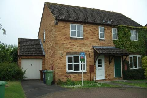 3 bedroom semi-detached house to rent - Cantors Court, GL52
