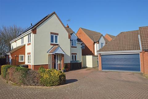 4 bedroom detached house for sale - Gascoigne, Peterborough