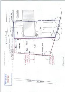 Plot for sale - Harehill Road, Chesterfield