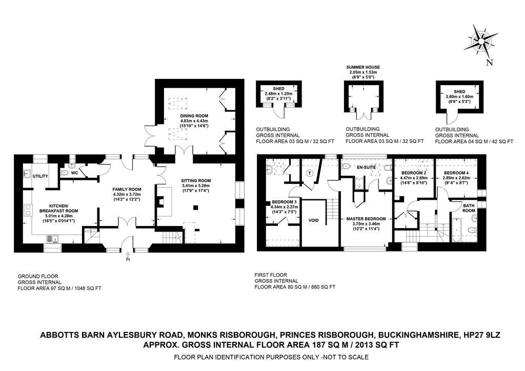 Floorplan: Abbots Barn
