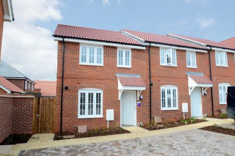 2 bedroom end of terrace house for sale - Shackeroo Road, Bury St Edmunds