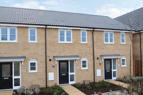 2 bedroom terraced house for sale - Kismet Close, Bury St Edmunds