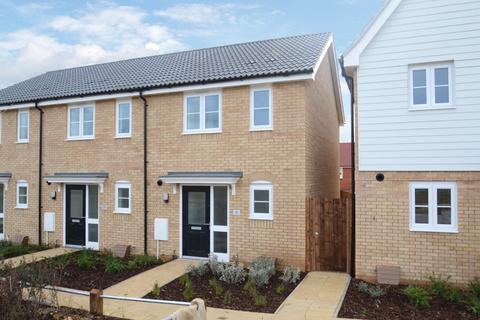 2 bedroom end of terrace house for sale - Kismet Close, Bury St Edmunds
