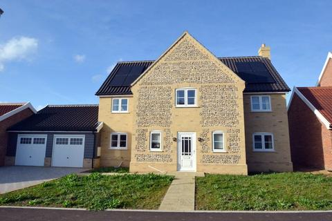 4 bedroom detached house for sale - Roxbury Drive, East Harling