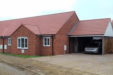 3 bedroom semi-detached bungalow for sale - Grace Farrant Road, Great Cornard