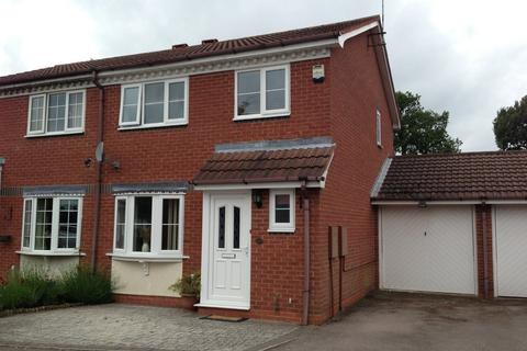 3 bedroom semi-detached house for sale - Lime Close, Hollywood