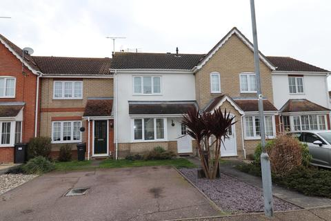 2 bedroom terraced house to rent - Holkham Avenue, South Woodham Ferrers