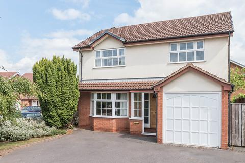 4 bedroom detached house for sale - Moorfield Avenue, Knowle, Solihull