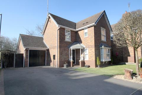 3 bedroom detached house for sale - Sammons Way, Bannerbrook, Coventry