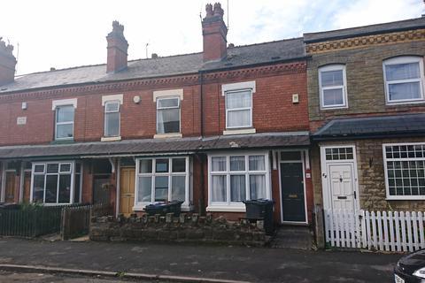 2 bedroom terraced house to rent - Highbury Road, Kings Heath, Birmingham B14
