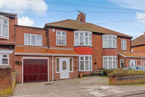 5 bedroom semi-detached house for sale - Lindale Road, Fenham, Newcastle Upon Tyne, Tyne And Wear