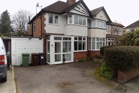 3 bedroom semi-detached house to rent - Dene Court Road, Solihull  B92