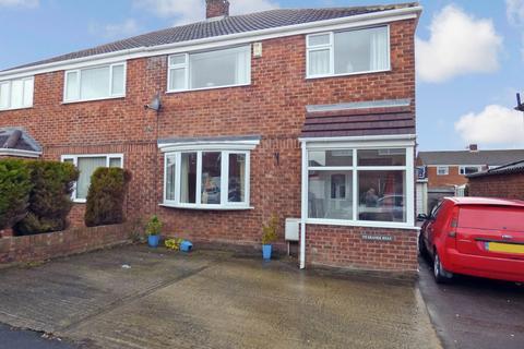 3 bedroom semi-detached house for sale - Grange Road, Carrville, Durham, Durham, DH1 1AQ