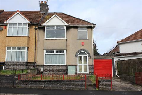 3 bedroom end of terrace house for sale - Woburn Road, Eastville, Bristol, BS5