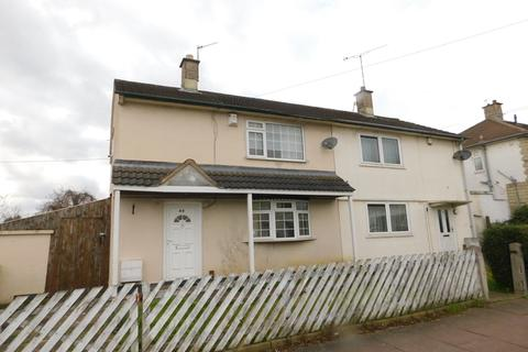 2 bedroom semi-detached house for sale - Wigley Road, Leicester, LE5