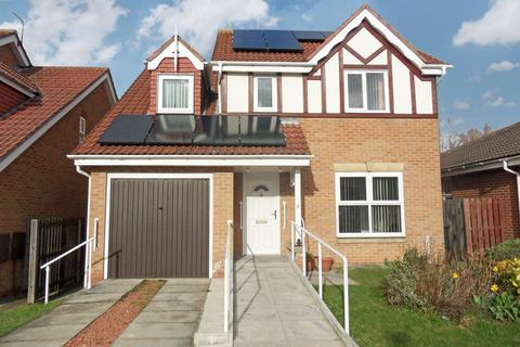 4 bedroom detached house for sale - Callerton, Killingworth, Newcastle upon Tyne, Tyne and Wear, NE12 5BE
