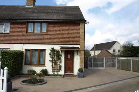3 bedroom semi-detached house to rent - Falkner Close, Stock CM4