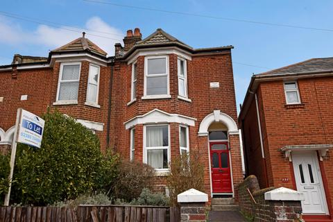 4 bedroom end of terrace house to rent - Broadlands Road, Southampton, SO17 3AS