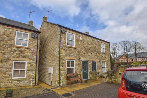 2 bedroom semi-detached house for sale - Chapel View, Barnard Castle, Durham, DL12