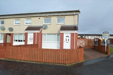 2 bedroom end of terrace house for sale - Balloch Road, Shotts