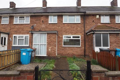 2 bedroom terraced house to rent - Hathersage Road, Hull, HU8 0EL