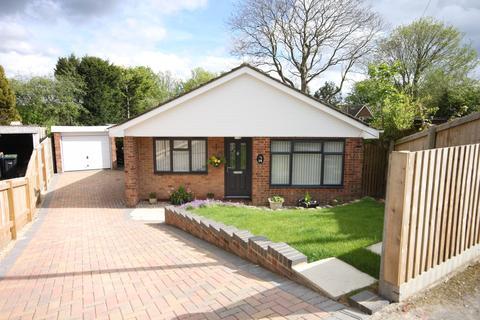 2 bedroom detached bungalow for sale - JUNIPER ROAD, FIRSDOWN, SALISBURY, WILTSHIRE, SP5 1SS