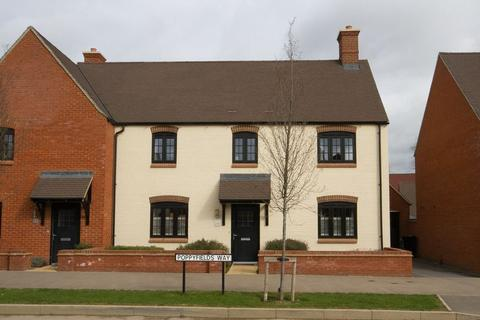 4 bedroom semi-detached house for sale - Poppyfields Way, Brackley
