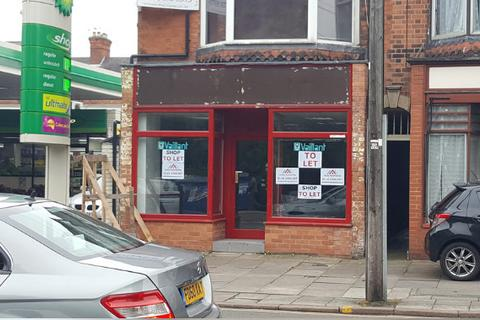 Shop to rent - 188 East Park Road