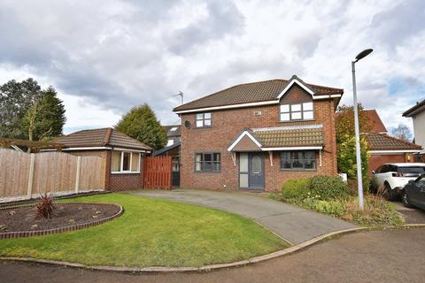 3 bedroom detached house for sale - Hemswell Close, Salford