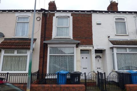2 bedroom terraced house to rent - 185 Belmont Street, Hull