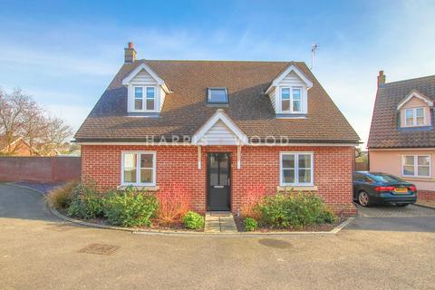 3 bedroom detached house for sale - Dinsdale Close, Colchester, CO4