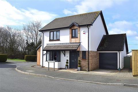 3 bedroom detached house for sale - Kingsmere Close, Haverfordwest