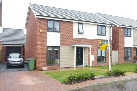 4 bedroom detached house for sale - Bridget Gardens, Newcastle Great Park, Newcastle Upon Tyne