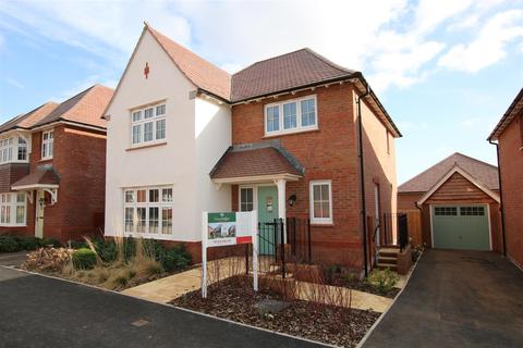 4 bedroom detached house for sale - Saxon Brook, Manley Meadow, Exeter