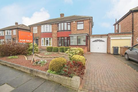 3 bedroom semi-detached house for sale - Elmwood Avenue, North Gosforth, Newcastle Upon Tyne