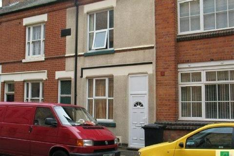 2 bedroom terraced house to rent - Bede Street, Leicester LE3 5LD
