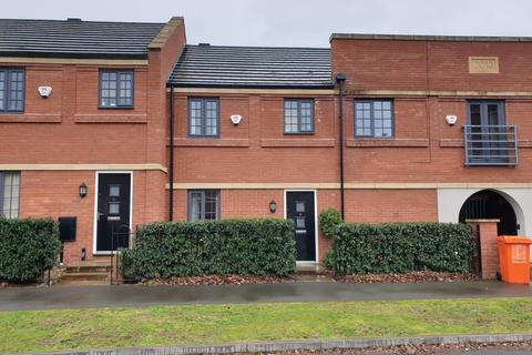 3 bedroom townhouse for sale - Wolsey Island Way, Off Abbey Lane, Leicester