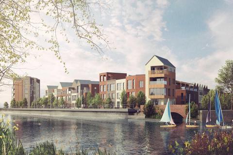 3 bedroom townhouse for sale - 8 Dockisde Mews, Nottingham