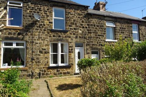 2 bedroom terraced house to rent - Marston Road, Crookes, S10 1HG